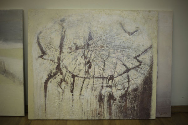 Юрий Первушин.       Zeeland. Domburg. № 7.    2014 г.    Холст, акрил.    60х70 см.