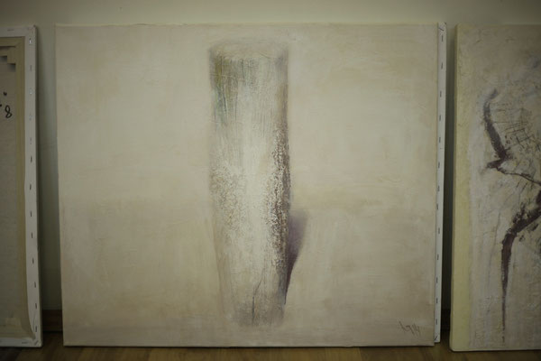 Юрий Первушин.        Zeeland. Domburg. № 3.     2014 г.    Холст, акрил.    60х70 см.