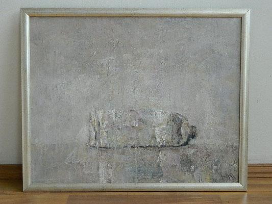 Юрий Первушин.   Тюбик.    2011.    Холст, акрил.    47х59,5 см.