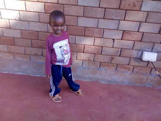 Maxwell ist zur Zeit mit 5 Jahren unser jüngster Bewohner