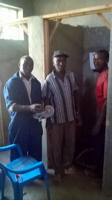 The plumber team