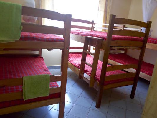 Das Mädchenzimmer...