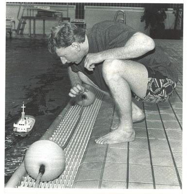 Stephan Graf, verstorben 1995