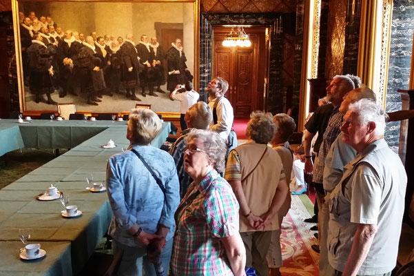 Im Bürgermeistersaal