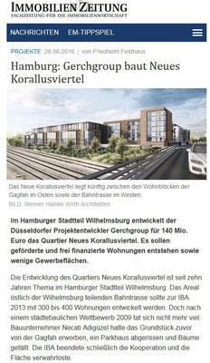 Immobilien Zeitung 28.06.2016