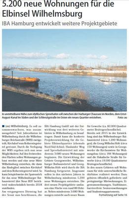 Neuer Ruf Wilhelmsburg vom 07.01.2017, Seite 1