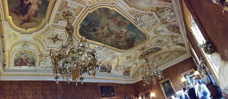 Kaisersaal Decke
