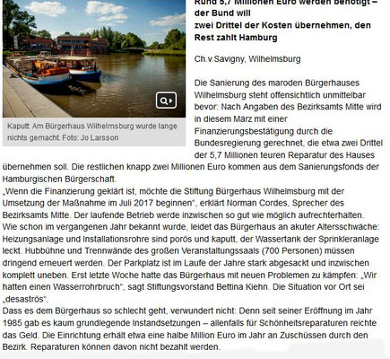 Elbe Wochenblatt vom 15.02. 2017