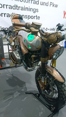 Moped aus Mad Max 5?