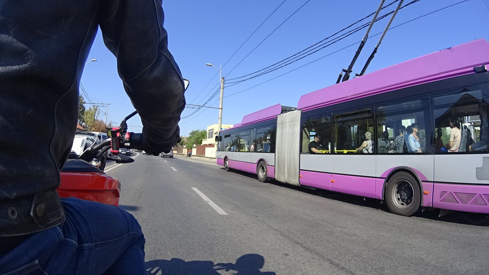 E-Busse in Cluj
