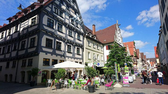 Innenstadt von Ulm
