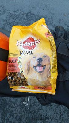 Hundefutter für die Streuner