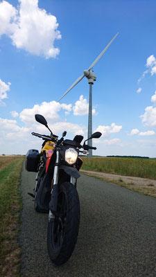 Energie - auch in Frankreich gibt's erneuerbare