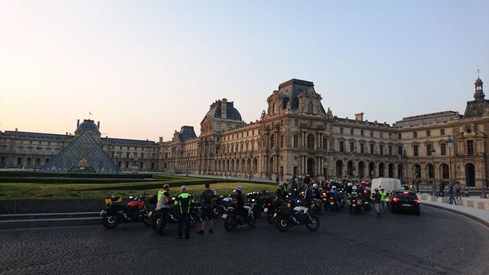 Louvre und Residenz