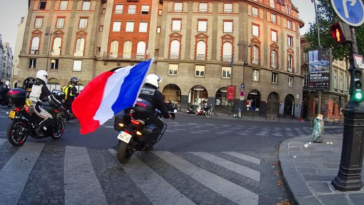 Und die Franzosen waren stolz
