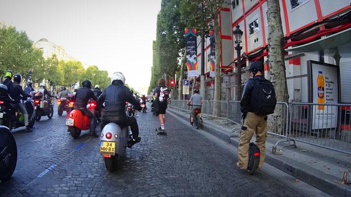 Mopeds, Longboards, Pedelec, Monowheel