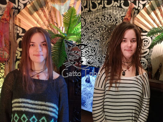 Dreaderstellung, neue Dreads in Berlin 018 (52 Dreads ohne Extensions)
