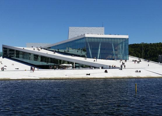 Oslo, Oper, Foto: Henning Nielssen
