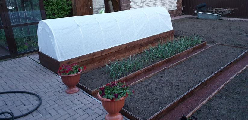 резиновая дорожка для дачи сада огорода между грядок