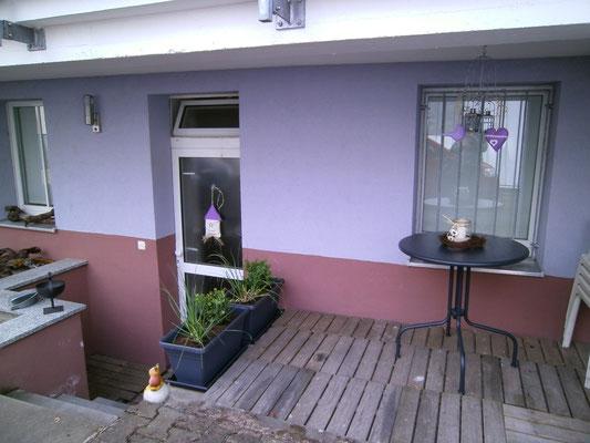 Außenbereich/ Eingang
