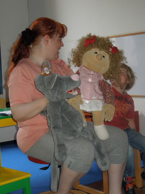 Mo Mouse, Judith und Selly