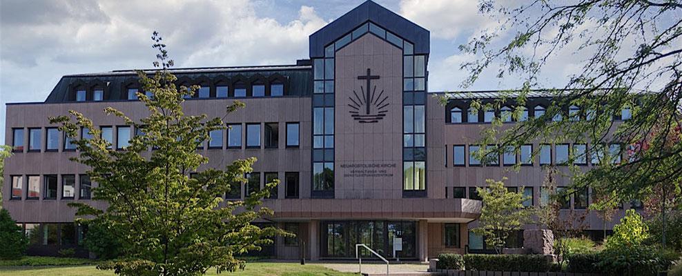 Verwaltung der NAK-Süd in Stuttgart (https://www.nak-sued.de/wer-wir-sind/verwaltung-vdz/)