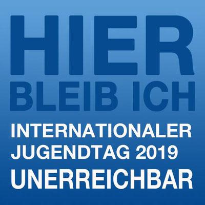 Dieter Kastl deckt den Schein der Internationalität des Jugendtages 2019 auf