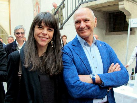 Federica Randazzo und Leo Larcher