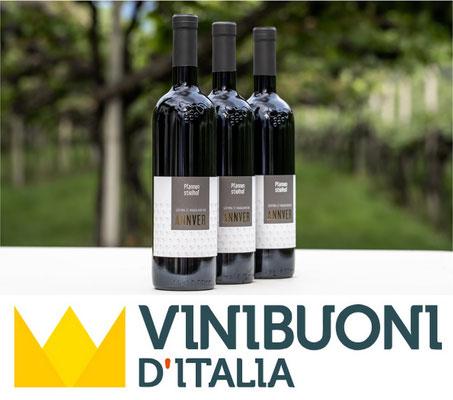 Vini Buoni d'Italia: Corona für St. Magdalener ANNVER