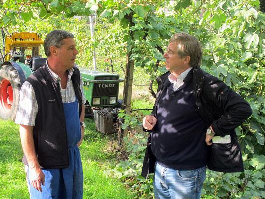 JENS PRIEWE, renommierter Weinjournalist und Buchautor
