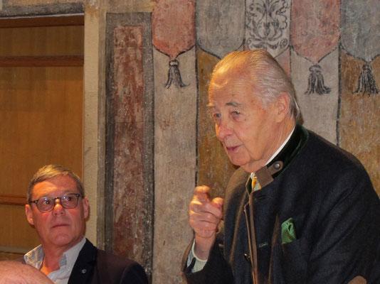 Johannes Pfeifer und Giorgio Grai