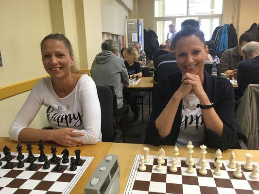 2 Schwestern mit Bundesligaerfahrung