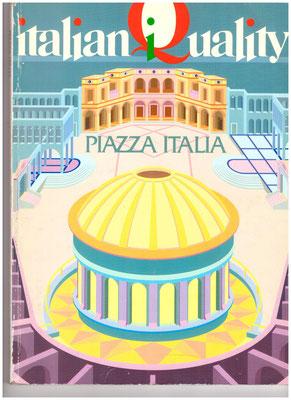 Italian Quality, Copertina