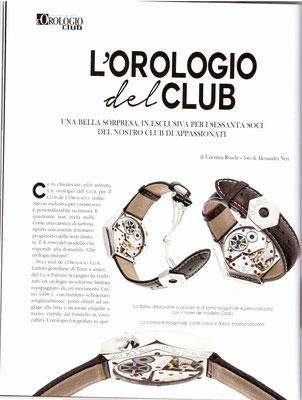 L'Orologio, N° 245, Marzo 2016, Pagina Interna 1
