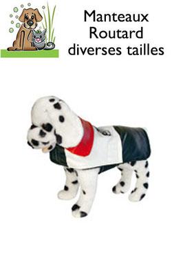 imperméable chien