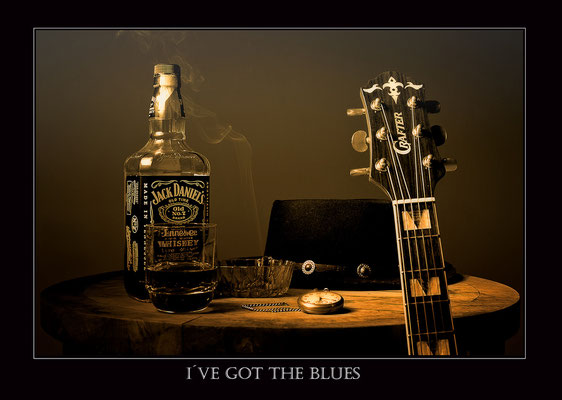 i`ve got the blues