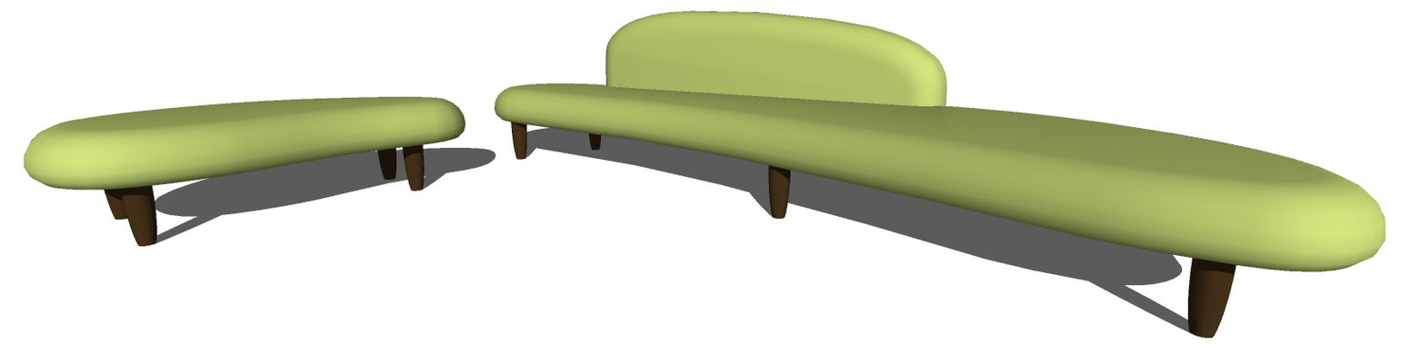 sofa free form