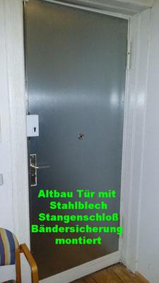 Tür Absicherung