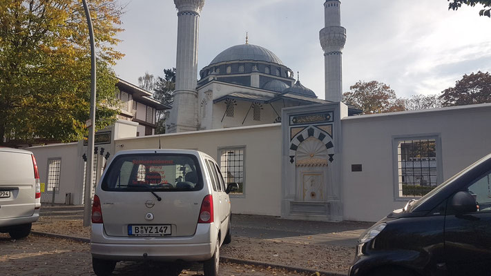 Türk Sehitlik Camii Berlin Cilingir