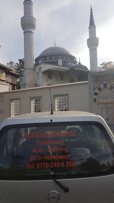 Berlin Sehitlik Camii Türk Cilingir