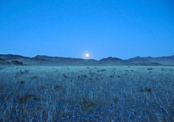 Mondlicht bei Ölgij