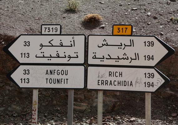 Wohin der Weg auch führt