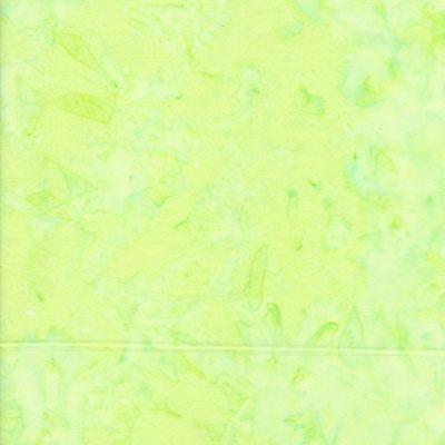 Timeless Treasures Tonga Mint (tissu vert-jaune)