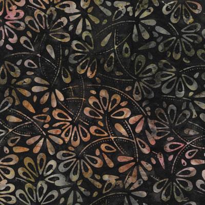 Timeless Treasures Tonga B6746 Fudge