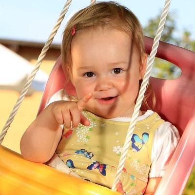 Kinderfoto: Leona