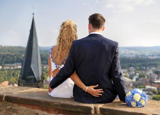 Hochzeit in Marburg