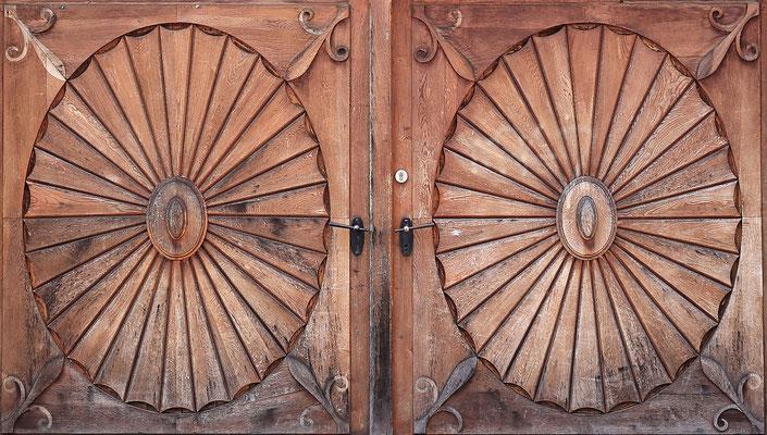 Das Tor zum Wenzelschen Haus