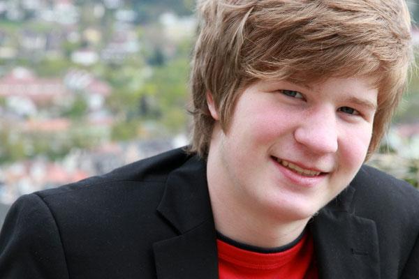 Porträt Aaron