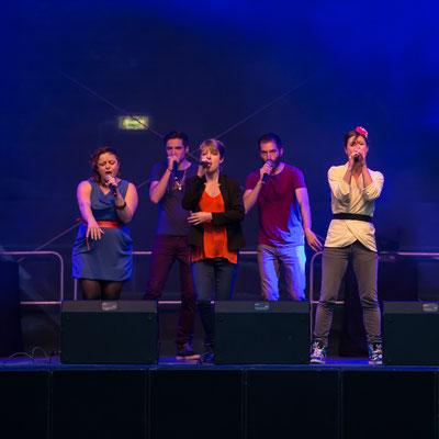 Vocal Trip Box Music aus Paris: Ommm