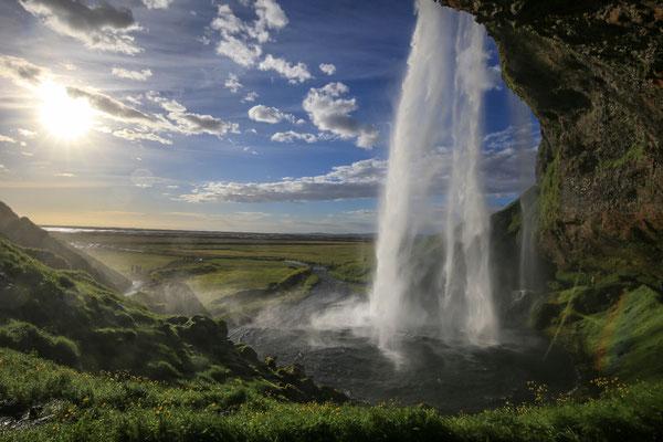 Mein Lieblingswasserfall: Der Seljalandsfoss